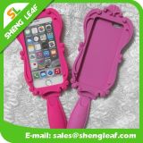 Hot Sale Rubber Mirror Phone Case para iPhone 6, iPhone5S