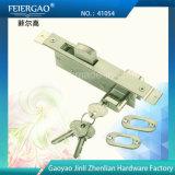 Serratura in lega di zinco della serratura guasto su doppia della serratura aperta Zl-41054