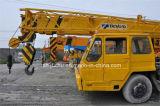 Gru mobile utilizzata giapponese originale del camion di Tadano Tg250e 25ton