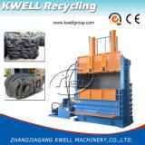 Prensa hidráulica vertical resistente para o pneu Waste do carro/barramento/caminhão