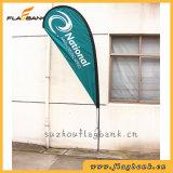 Salon 2,8m bannière Teardrop Portable en aluminium/Teardrop drapeau/Flying Banner