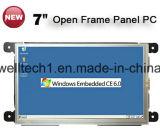 7 de duim bedde Industrieel in allen in Één PC zonder Frame
