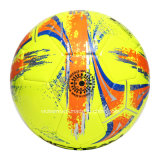 安い活気に満ちたカラー機械によってステッチされるFutsalの球