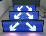 Panneau ouvert de signe du message variable électronique extérieur DEL de circulation
