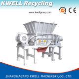 Doppelreißwolf der welle-Wt1400/Plastikaufbereitenmaschine/Schleifer/zerreißende Maschine