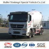 camion del nord della betoniera del benz 14-16cbm con il motore di Weichai Deutz