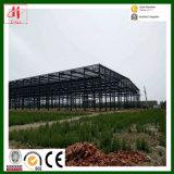 Edificio de acero prefabricado en Suramérica