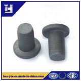 Cabeça redonda de aço ou rebite sólido de cabeça plana