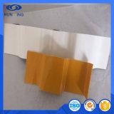 Plaque plaquée ondulée à protection UV avec qualité supérieure