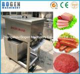 Plein de mélangeur de la viande en acier inoxydable pour la saucisse