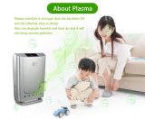 ホーム使用のための血しょうが付いている多機能の空気清浄器水オゾン滅菌装置3190