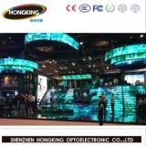 La haute d'intérieur régénèrent l'écran de location polychrome de l'Afficheur LED P3.91