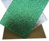 이용된 장식적인 Matriais에 의하여 돋을새김되는 폴리탄산염 Soild 장 다이아몬드 위원회