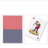 No. 928 tarjetas que juegan del póker de papel del casino
