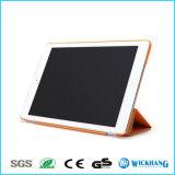 Cas sec en cuir magnétique de couverture pour l'iPad d'Apple