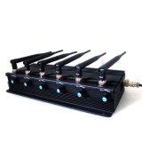 De regelbare Krachtige Stoorzender van het Signaal van de Telefoon van de Walkie-talkie van VHF UHF3G Mobiele