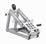 トレーニング装置を押す上部の肢