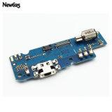 """Micro- USB het Laden Haven Flex Kabel voor Asus Zenfone Pegasus 3s Maximum Zc521tl 5.2 """""""