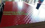 Цвета зерна ранга мебели SGS 4*8 меламин MDF/HDF деревянного/сплошного цвета