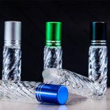 Venda por grosso de venda quente 10ml tubo vazio Fosco Rolo de óleo essencial em garrafas de vidro