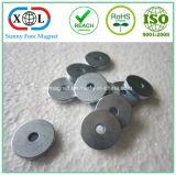 Nickelplattierung-Ring-Magnet