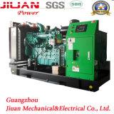 2017년 광저우 공장 공장도 가격 판매 디젤 엔진 침묵하는 전기 발전기 Generador 디젤 엔진 200kw