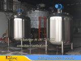 550gallon Solo Shell Tanque de mezcla de jugo