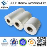 Film de laminage thermique 27mm, brillant et mat BOPP