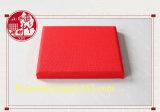 Akustische Panels des fehlerfreie Absorptions-Gewebe-3D für Büro Aufteilung Dekoration-Tafel-Blatt