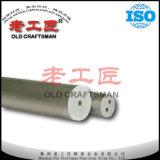 Carbure cimenté Rod avec 2 trous droits de liquide refroidisseur