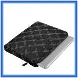 Junge-Entwurfs-Laptop-Hülsen-Beutel, beweglicher Laptop-Aktenkoffer, kundenspezifisches Rasterfeld-nähender Laptop tragen Handbeutel