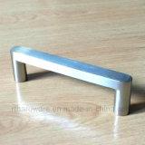 Gabinete em aço inoxidável com alça sólida RS014