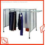 Crémaillère d'étalage de support de mur pour des vêtements