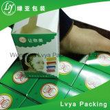 Contenitore impaccante di carta da stampa del contenitore di regalo del documento del regalo del contenitore di regalo