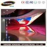 Parede interna do indicador de diodo emissor de luz da cor cheia da fábrica P2.5 de Shenzhen