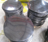 201/304/316/410/430 2b de Cirkel van het Roestvrij staal van de Diepe Tekening van de Afwerking voor het Koken van Pot