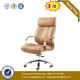 現代商業牛革主任の椅子(NS-937)