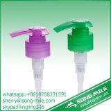 Bomba plástica de la loción del dispensador del champú del jabón de diversa dimensión de una variable
