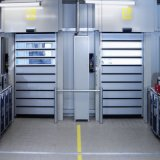 Rollen neue Metalrollen-Blendenverschluss-Tür des Entwurfs-2016, oben Latten