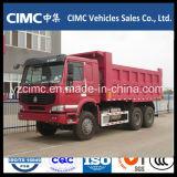 Sinotruk HOWO 6X4 30 tonnellate di ribaltatore dell'autocarro con cassone ribaltabile