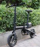 EバイクCmsF12のアルミ合金の電気バイク