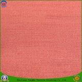 Tela revestida impermeable tejida materia textil de la cortina del apagón del franco de la tela del poliester para la cortina confeccionada de la ventana
