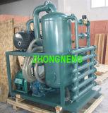 真空の変圧器オイルのろ過システム、Zhongnengの油純化器装置