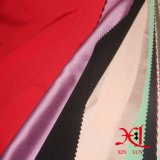 100 % polyester mousseline de soie satin stretch