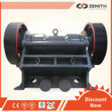 Minifelsen-Zerkleinerungsmaschine des Kiefer-250*400 für Verkauf