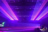 Штанга лазера луча Китая голубая случаев диско выставки лазера