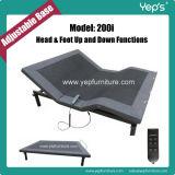 Движение головки и ноги вверх и вниз электрической регулируемой кровати (200I)