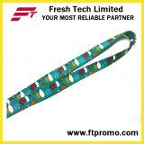 Großhandels-Soem-Polyester-Abzuglinie mit Firmenzeichen