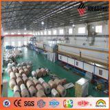 1240mmのPEのコーティングH16/H18中国のアルミニウムカラーコイルの工場