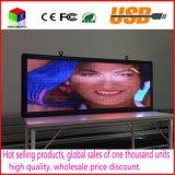 풀 컬러 LED 표시 스크린/풀그릴 심상 영상 광고하는 옥외 P6 지원 두루말기 원본 LED 발광 다이오드 표시